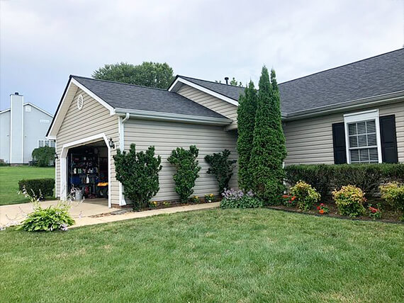 Wall Siding Replacement