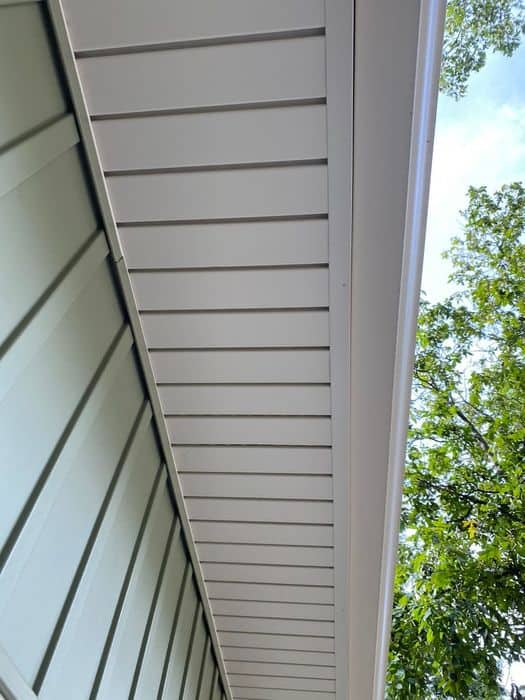 Charter Oak Vinyl Soffit Replacement Greensboro, NC