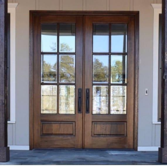 Farmhouse Patio Doors